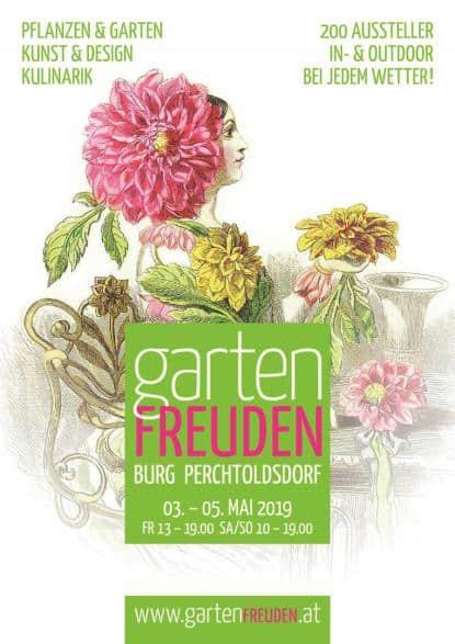 Meine 2. Buchpräsentation – zu Gast bei den Gartenfreuden in der Burg Perchtoldsdorf