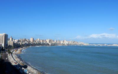 Ägypten-Reise – Etappe 1: Alexandria –                               Stadt an der Mittelmeerküste