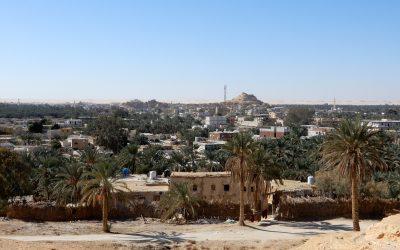 Ägypten-Reise – Etappe 2: Oase Siwa – Östlichste Berbersiedlung in Nordafrika